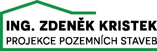 Logo Ing. Zdeněk Kristek - projekce pozemních staveb